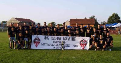 ФК Мачва 1929 Богатић екипа
